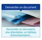 Télécharger une attestation d'emprunt